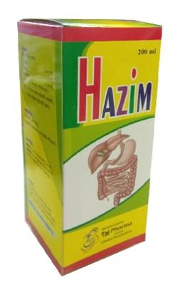 Hazim Syrup